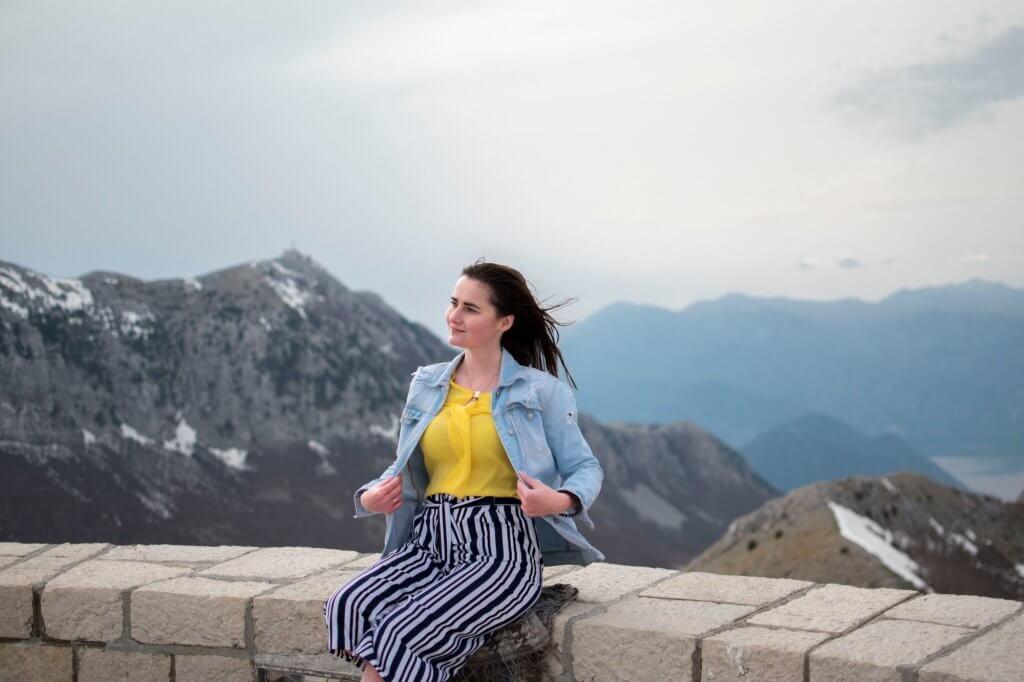 места для фото в Черногории