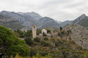 Старый город Бар в Черногории: куда сбежать от пляжной суеты