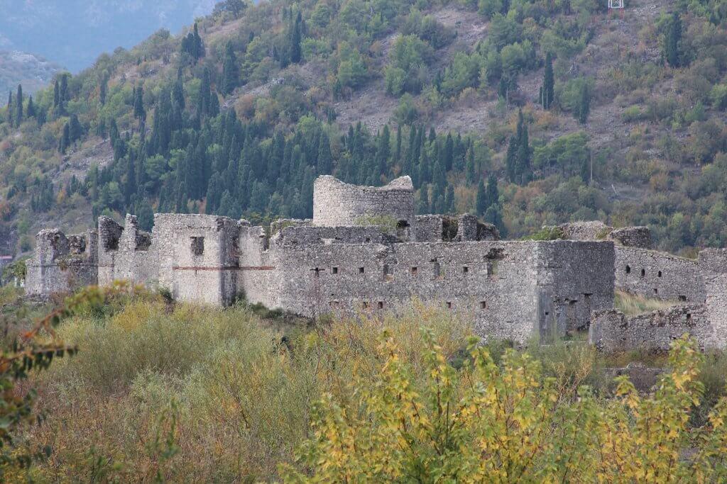 крепость Бесац сегодня