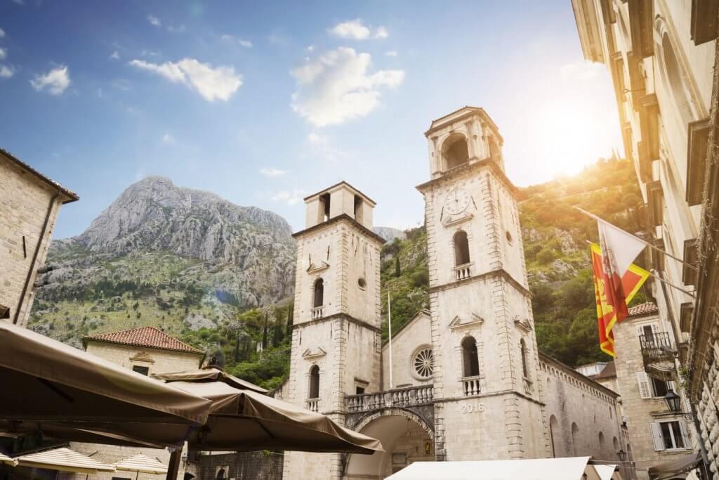 Древний город Котор, Черногория