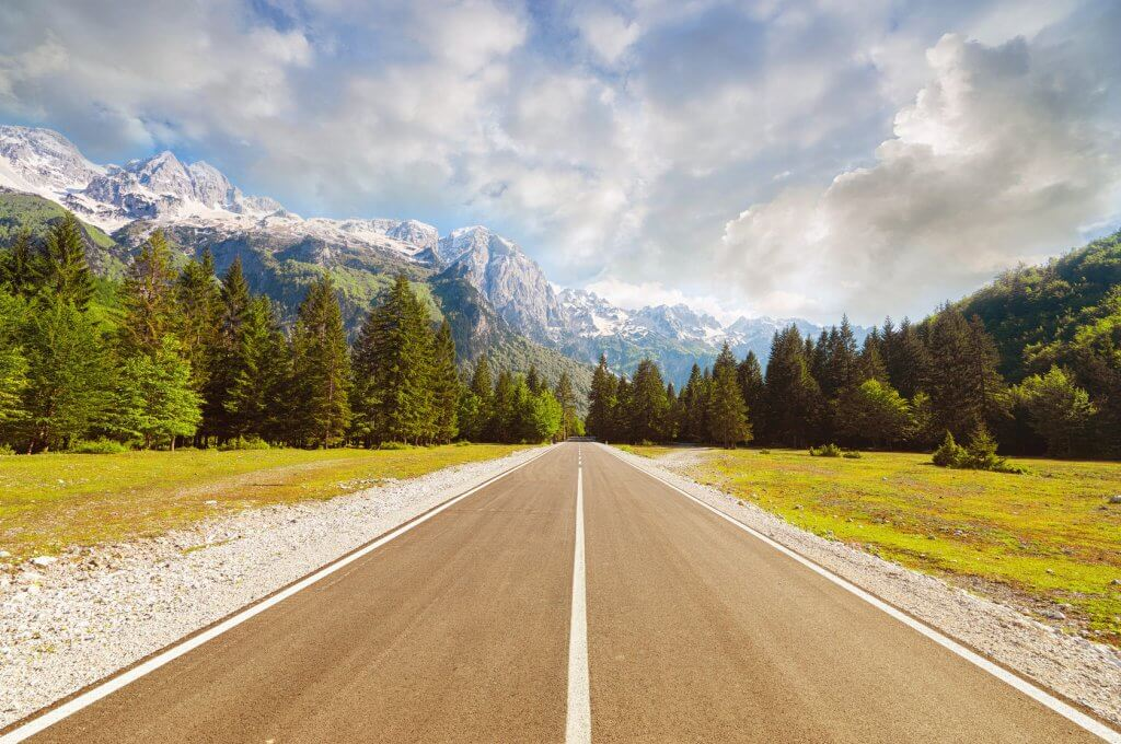 Национальный парк «Долина Валбоны», Албания