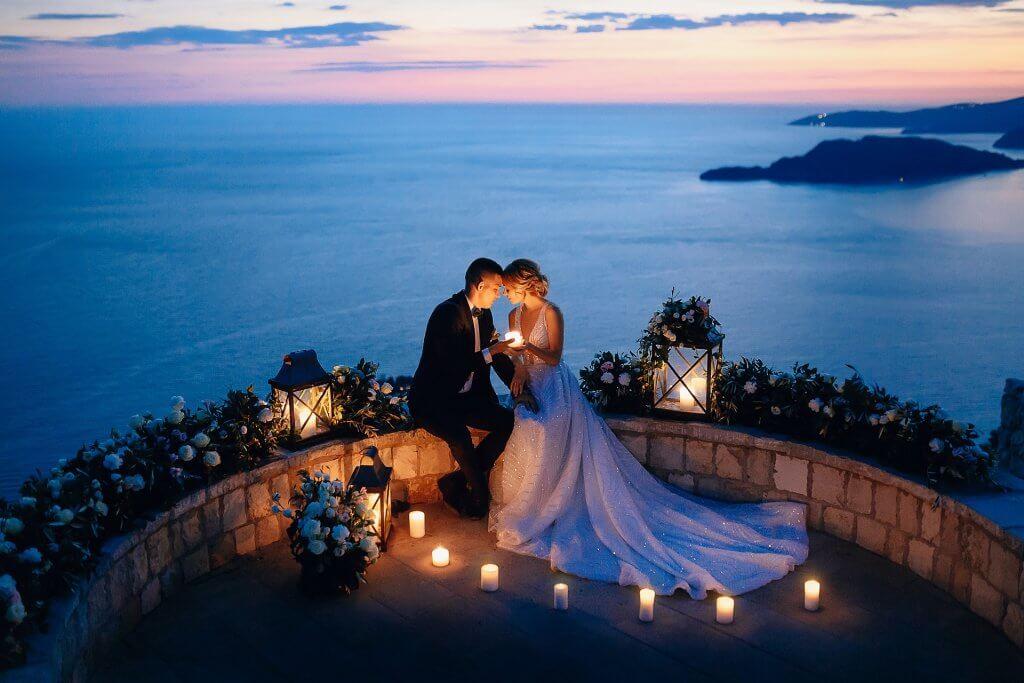 свадебные фотосессии Черногория