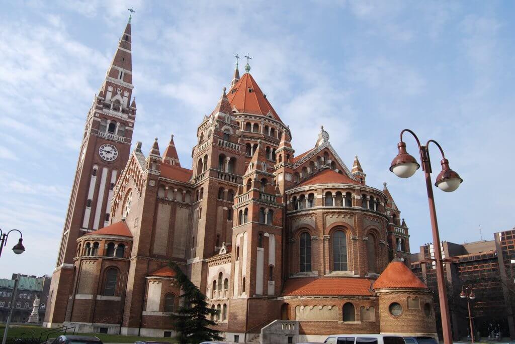 Сегед (Венгрия)