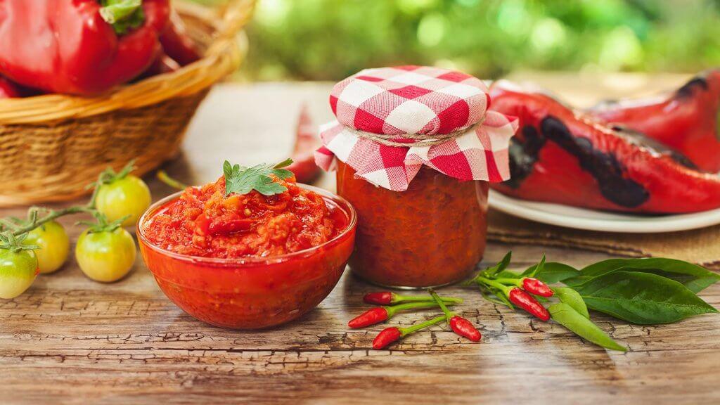 блюдо Айвар Черногория