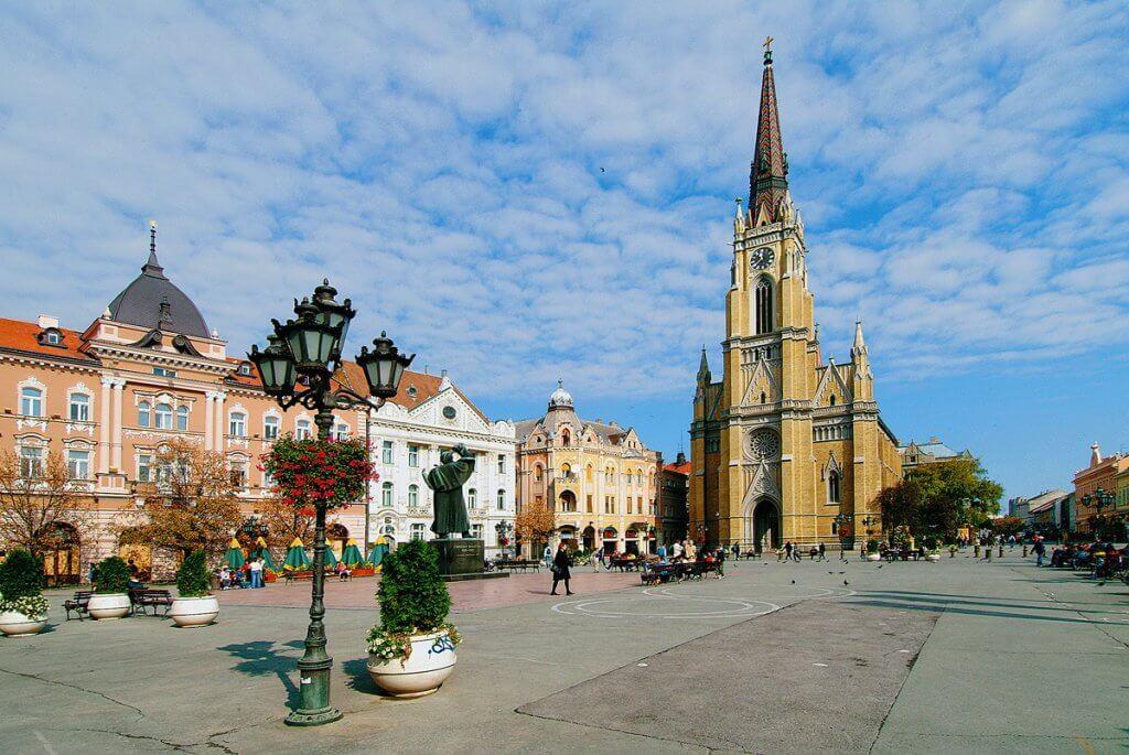 Нови Сад (Сербия)