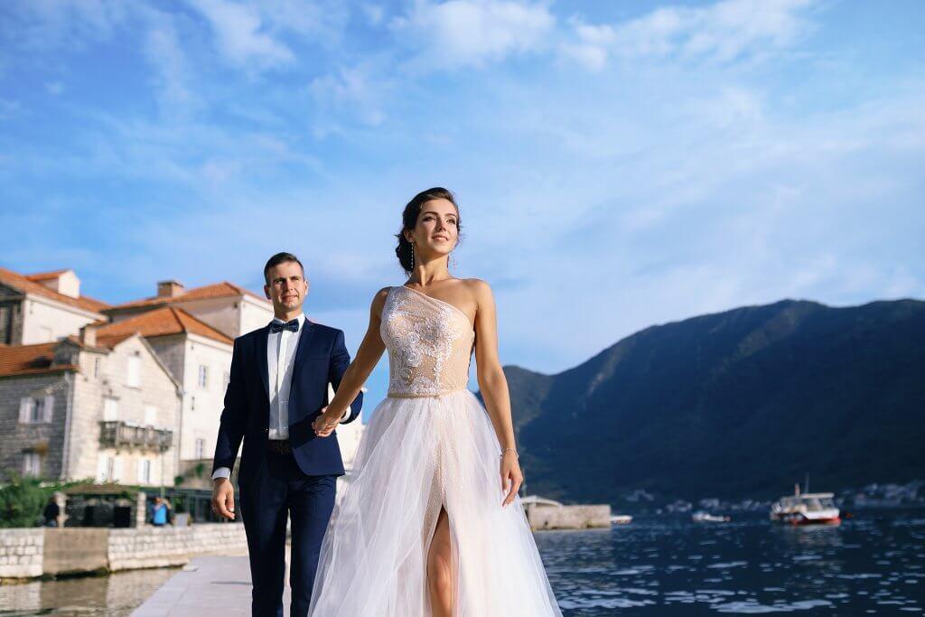 Черногория свадебные фото