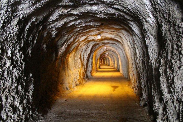 Тоннель между Будвой и Бечичи