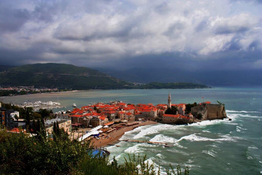 погода в Черногории в ноябре