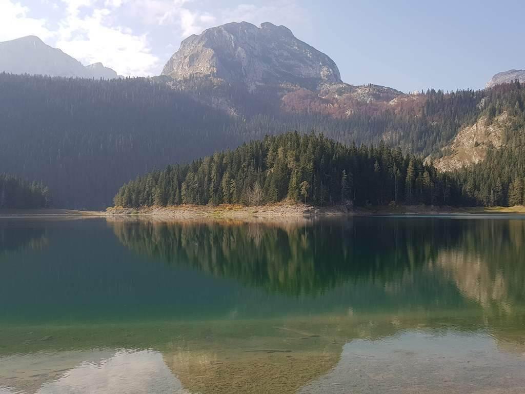 горные озёра Черногории