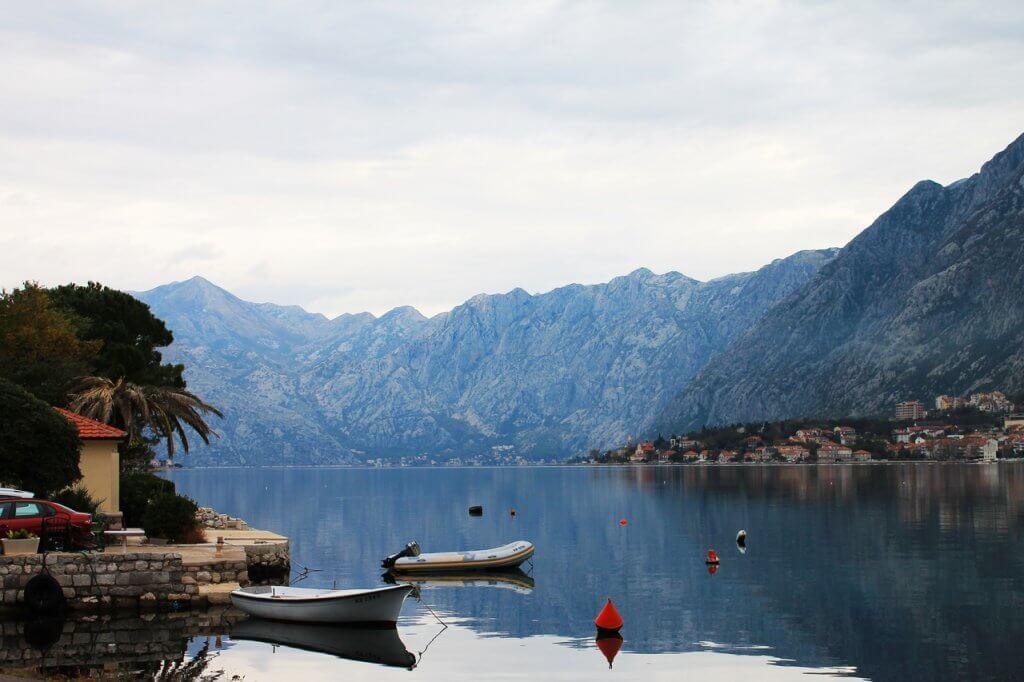 Черногория в ноябре фото