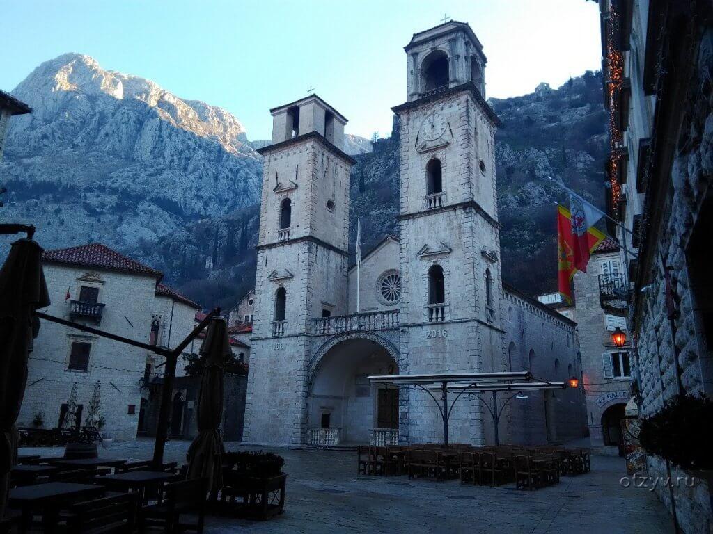 храмы в Черногории