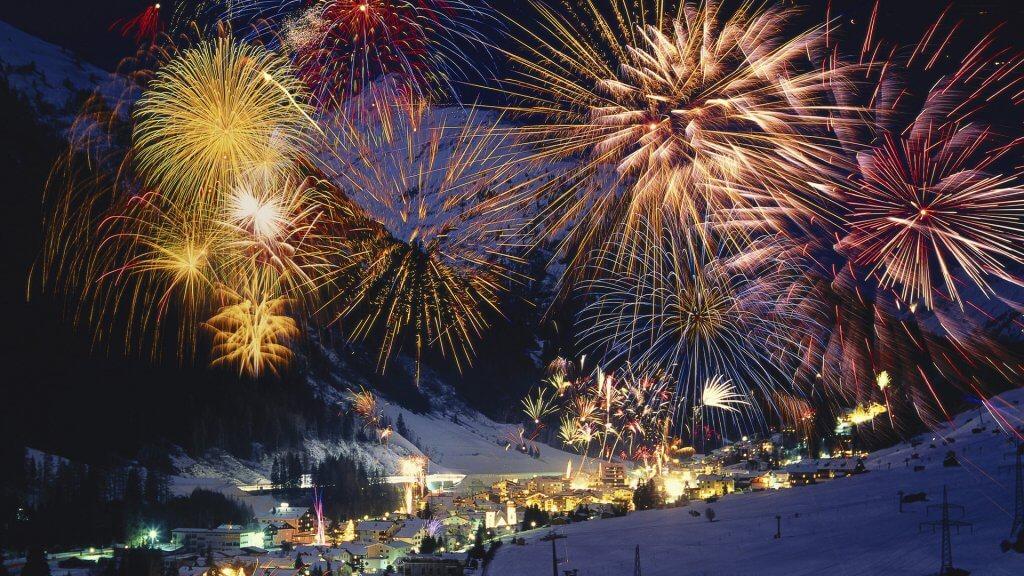 31 декабря в Черногории