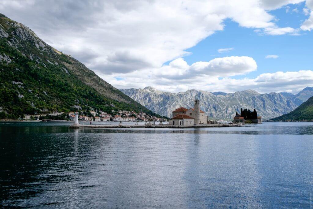 морская Черногория