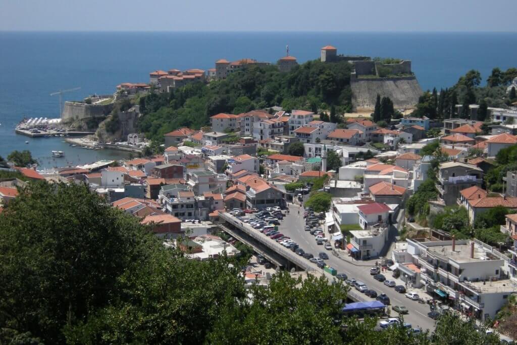 Улцинь — самый южный город Черногории