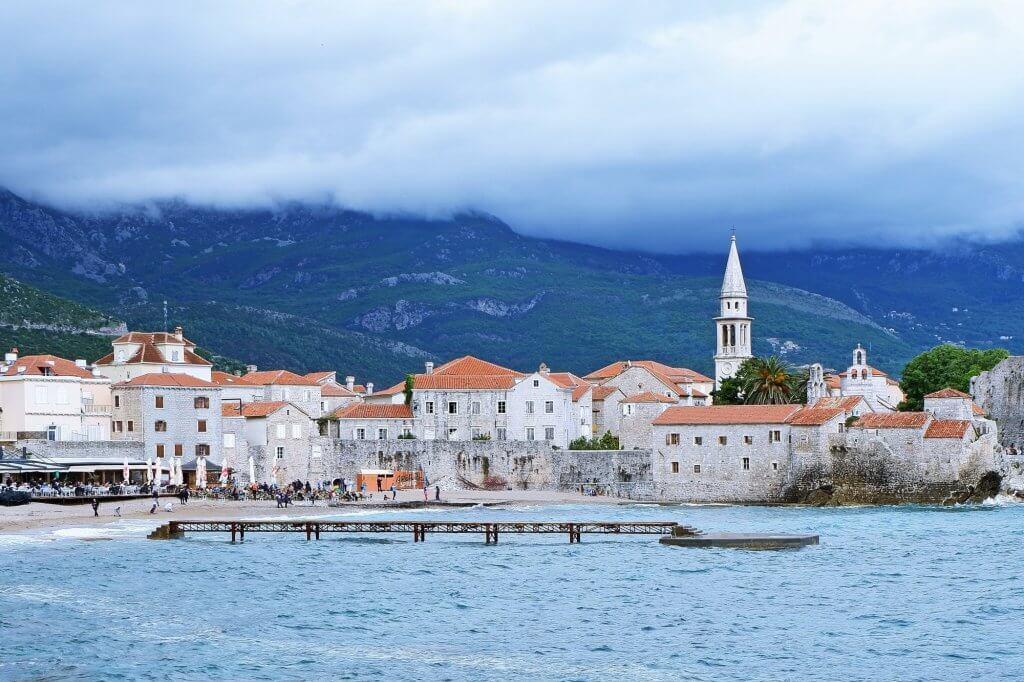 Будва — туристическая столица Черногории