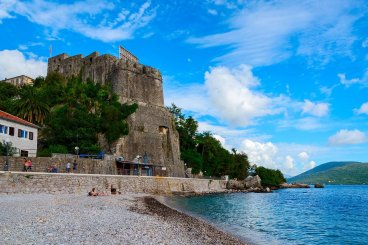 Крепость Канли-Кула в Херцег-Нови