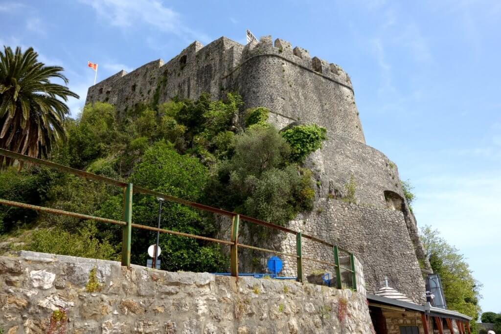 Крепость Канли-Кула в Херцег-Нови фото