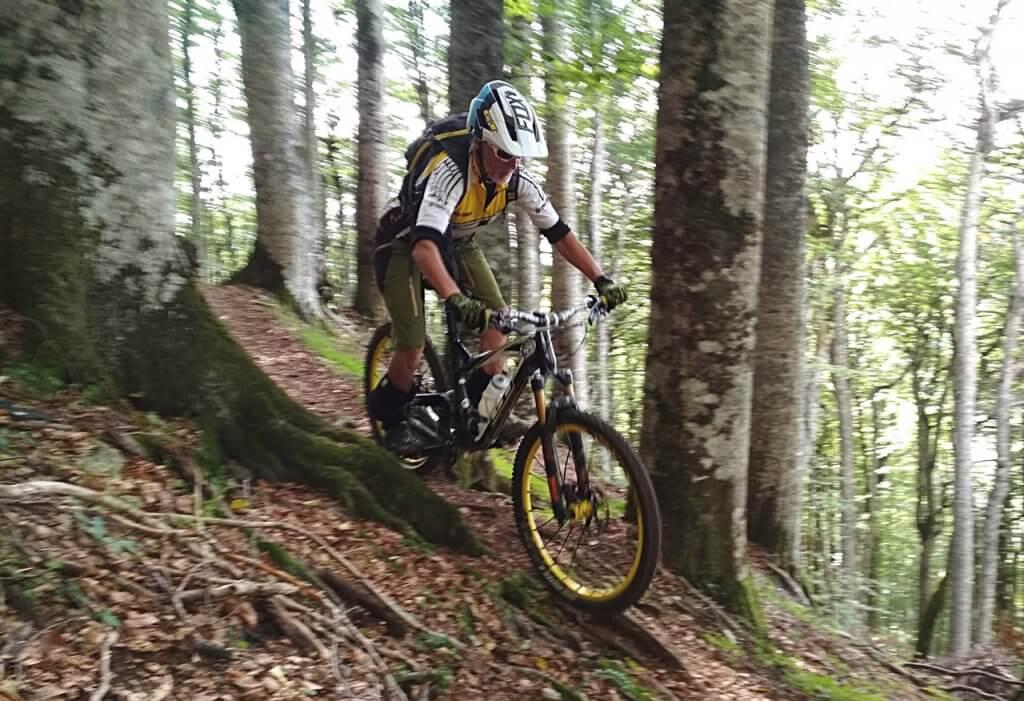велоспорт в Черногории осенью