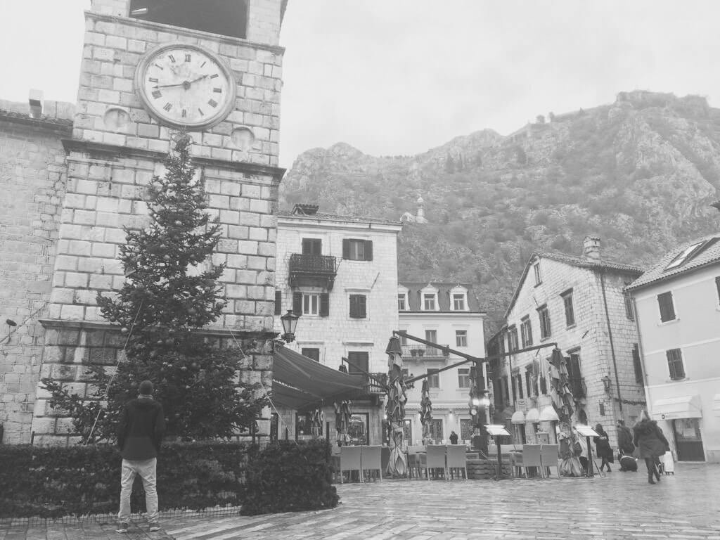 Старый город Котор фото
