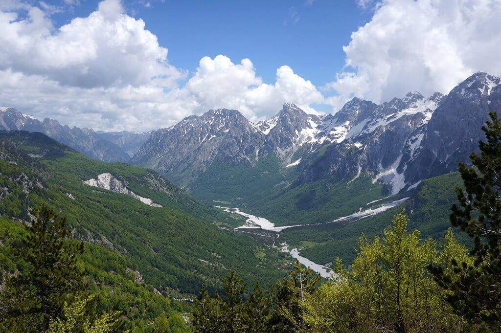 Проклетие (Prokletije) Черногория