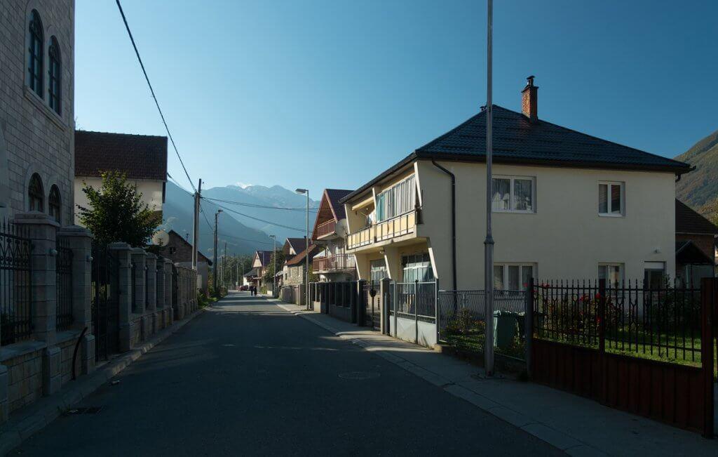 Балканы Черногория