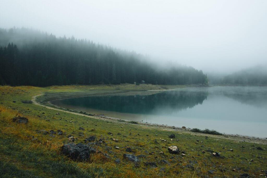 пасмурная Черногория
