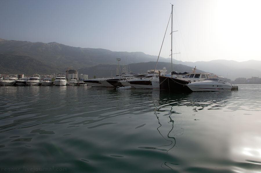 Черногорская рыбалка