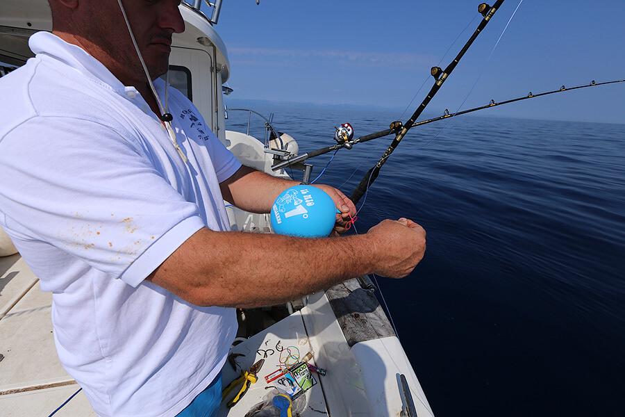 рыболовные снасти Черногория