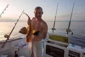 «Черногорская рыбалка рулит, Египту — отказать!»: рассказ о морской рыбалке в Черногории от блогера Антона Васильева