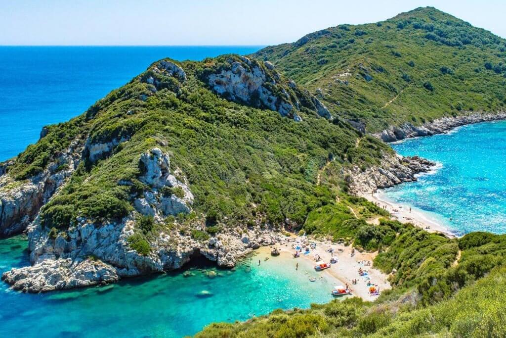 Porto Timoni — Corfu