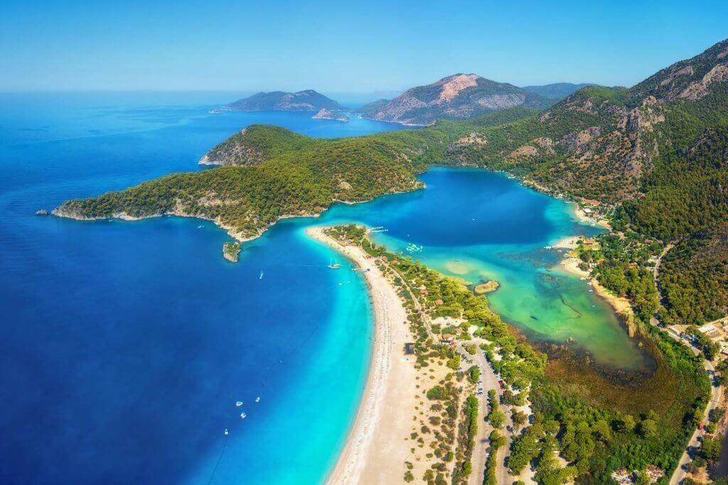 Blue Lagoon — Ölüdeniz Турция