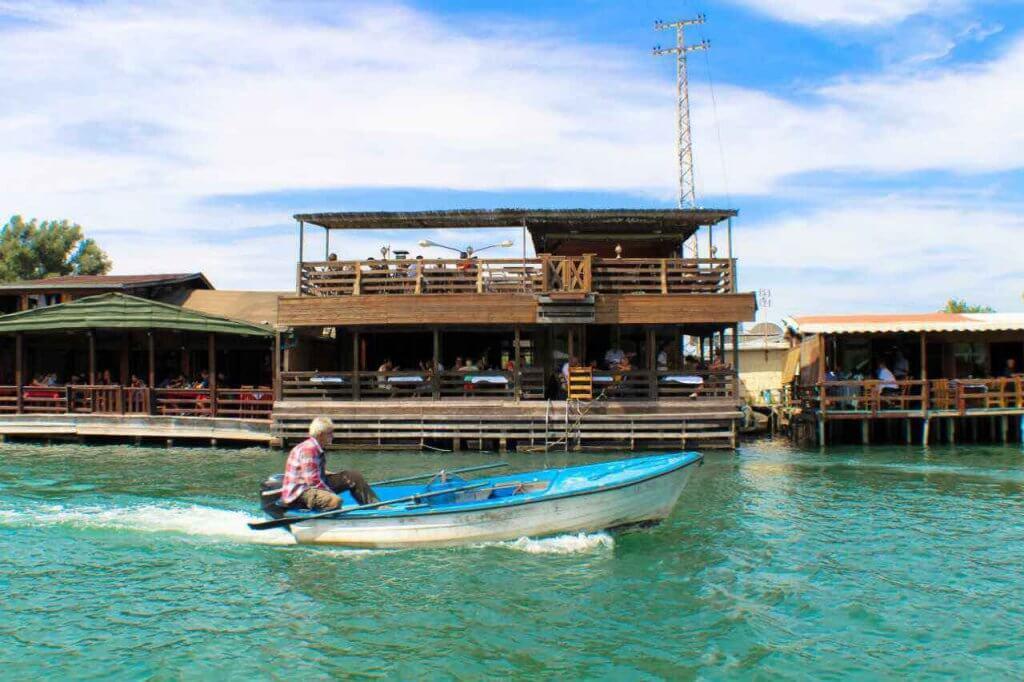 плавучие рестораны Черногория
