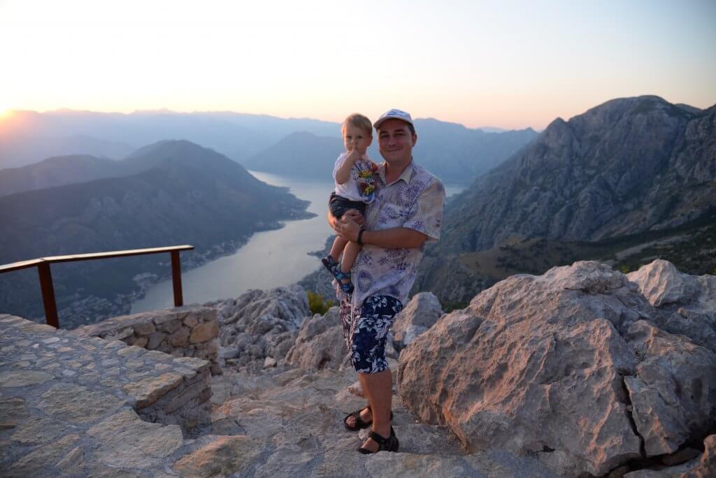путешествия по Черногории с семьёй