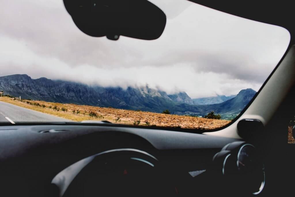 дорожное движение в Черногории