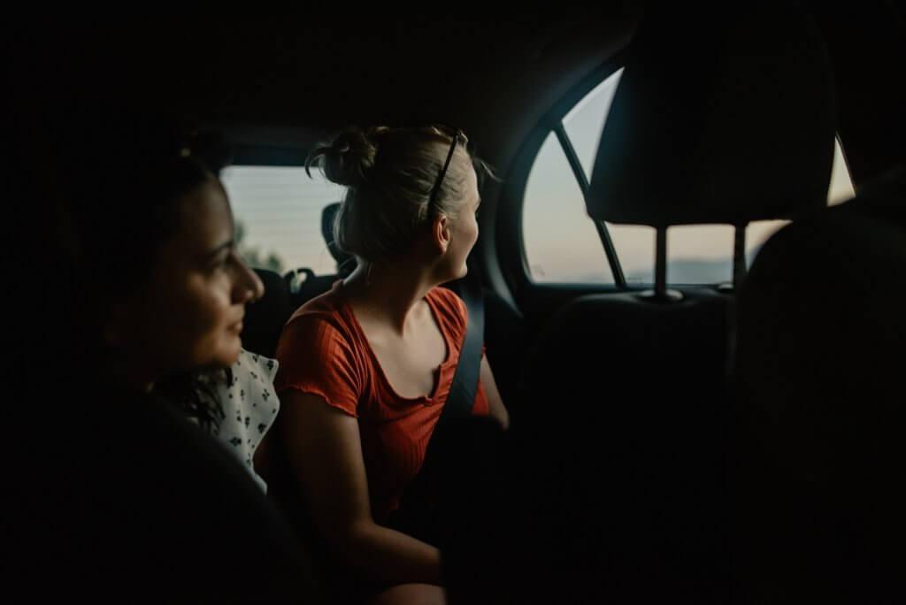 путешествия на машине