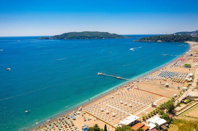 Пляж Бечичи в Черногории: как добраться, фото, отзывы — Блог Сел и ...