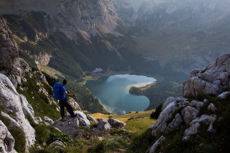 Трновацко озеро - сердце Черногории