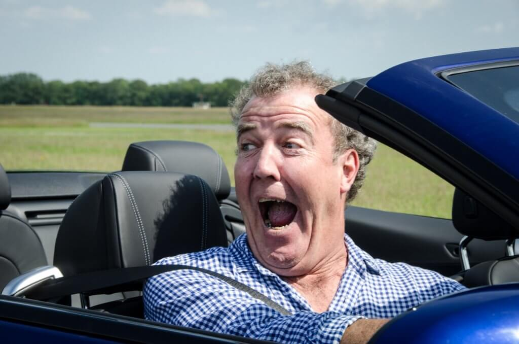 идеи Джереми для Top Gear