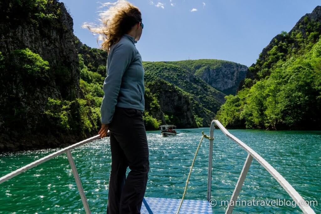 водные прогулки Черногория