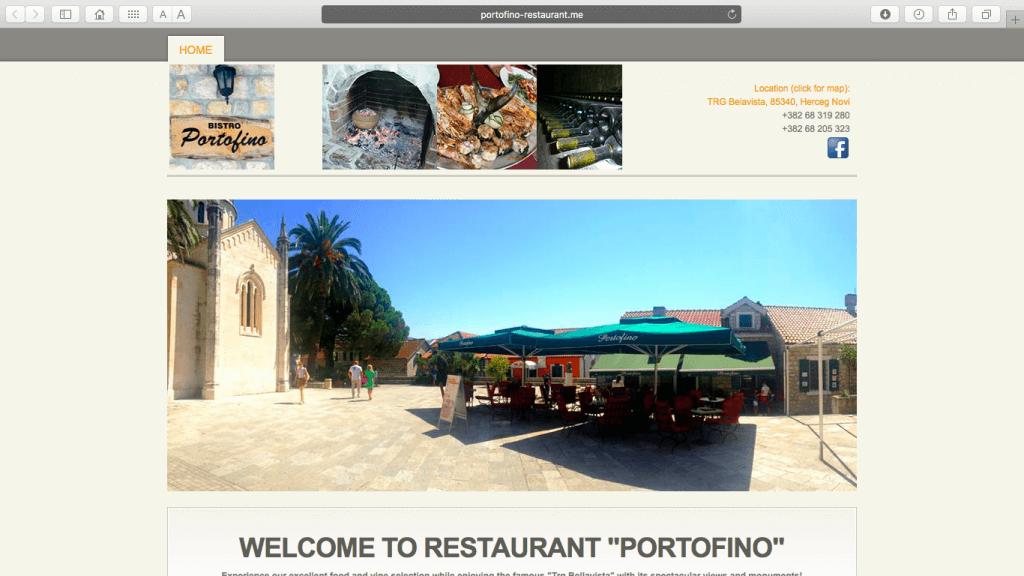 Portofino Bistro