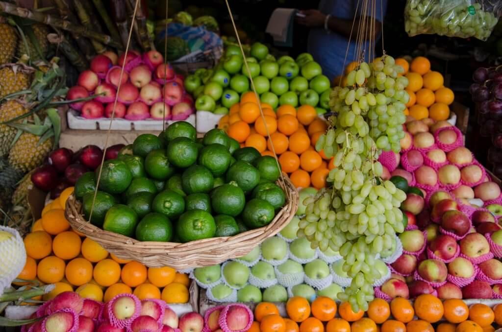 фрукты Черногории