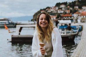 Едем на кофе в Северную Македонию: 10 кофеен на озере Охрид советует фрилансер из Украины Екатерина Косыченко