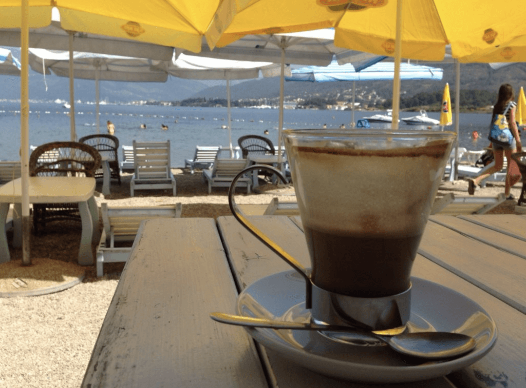 Пляж Калардово ресторан