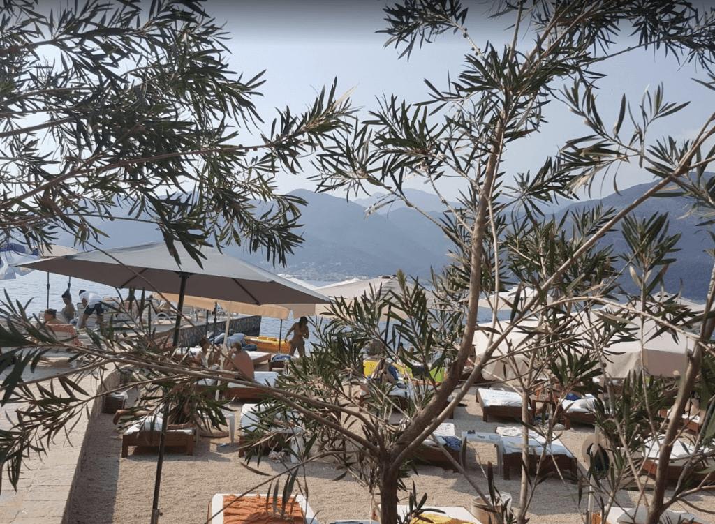пляж Вайкики Тиват