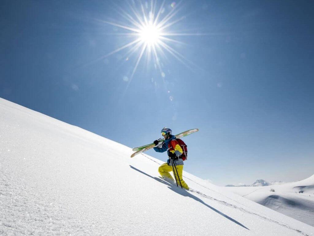 горнолыжные курорты в Европе