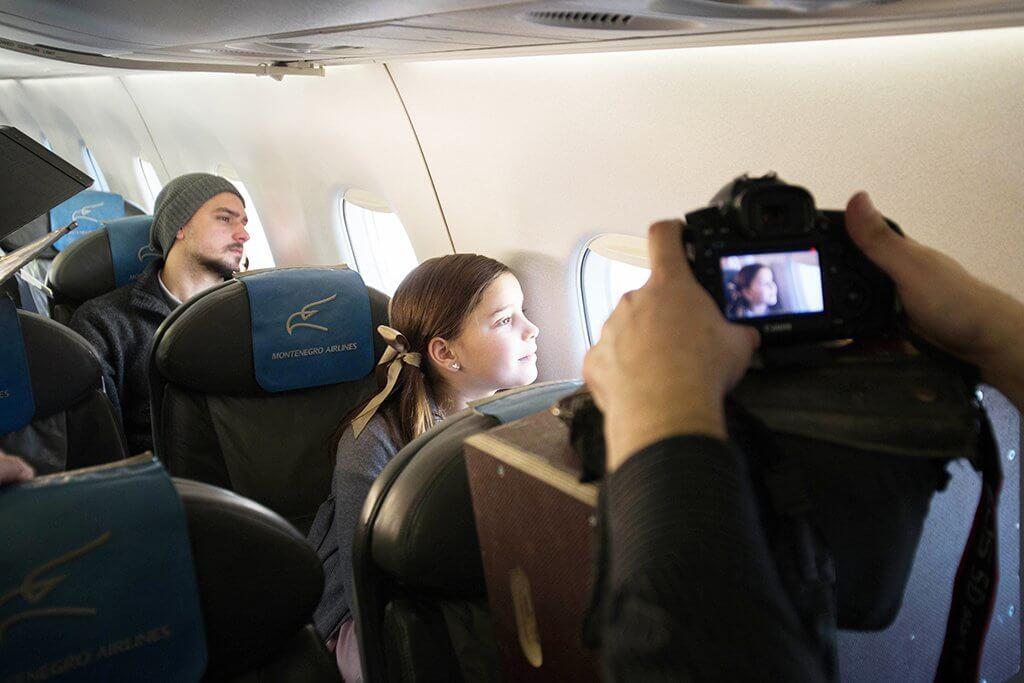 Билеты национальной авиакомпании Черногории