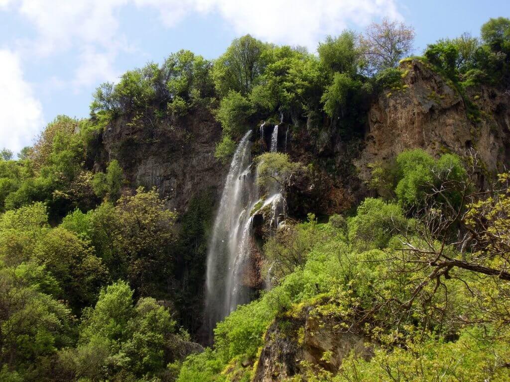 водопад Скакавиц