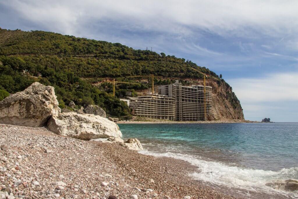 Пляж Перазича До отель