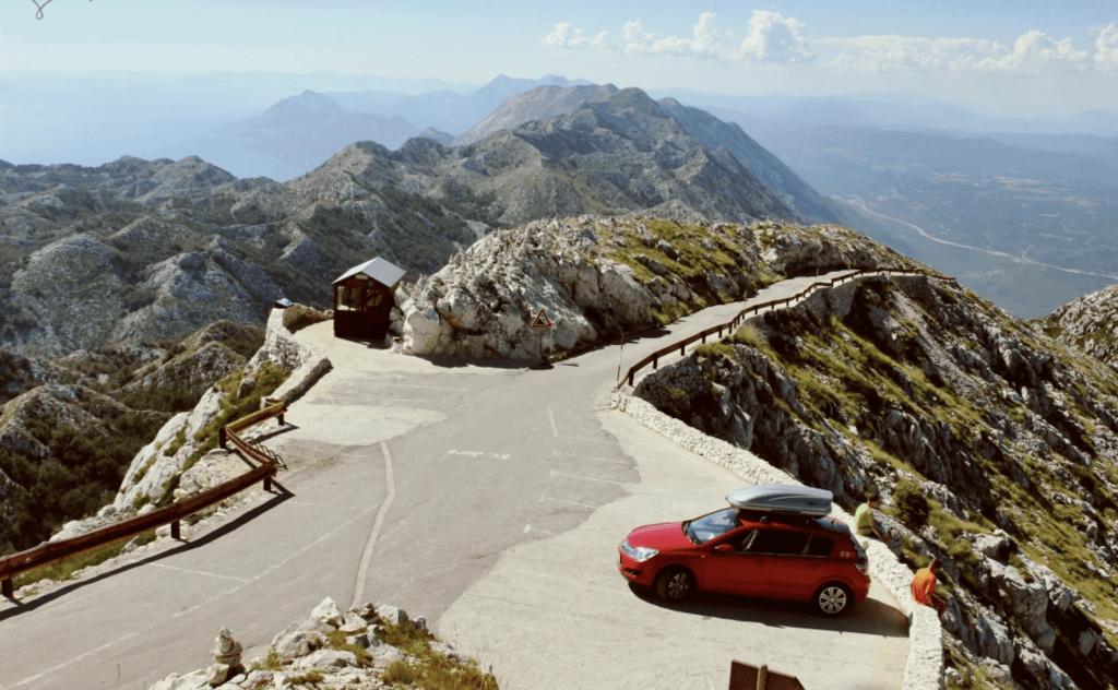 поездки в Черногории