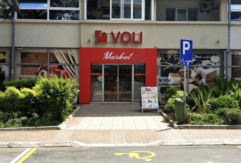 сетевые магазины Voli